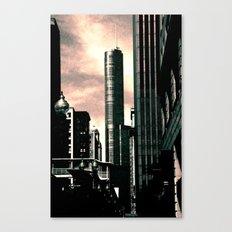 trumped Canvas Print
