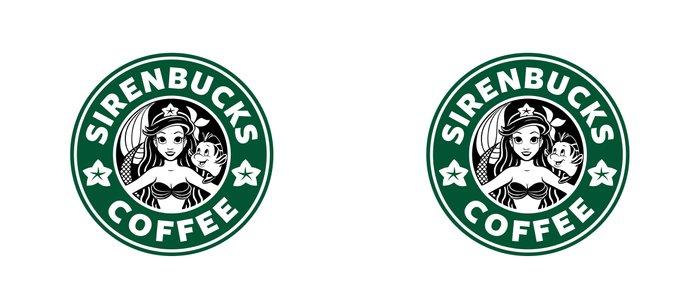 Sirenbucks Coffee Coffee Mug
