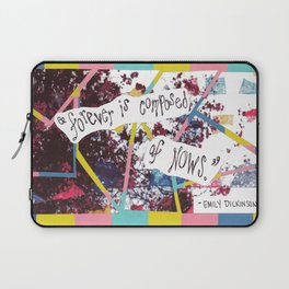 """""""Forever Nows"""" Laptop Sleeve"""