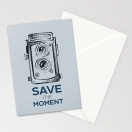 Save the Moment Stationery Cards