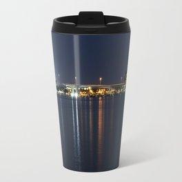 Clearwater Night Lights Travel Mug