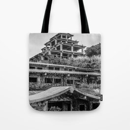 Inner view of the Royal Hotel Tote Bag