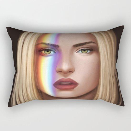 Pure Illusion Rectangular Pillow