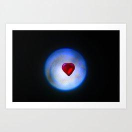 Soulfulness Art Print