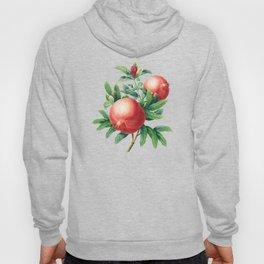Pomegranate pattern II Hoody