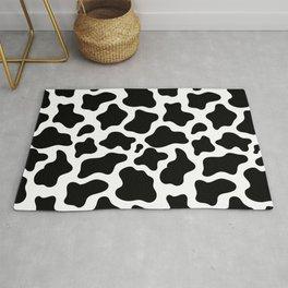 Cow Skin Pattern Rug