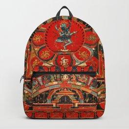 Buddhist Mandala Hevajra Nairatmya Tantra Backpack
