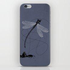 Here, There & Back Again (P). iPhone & iPod Skin