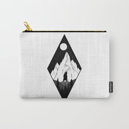 Mountains Ink Carry-All Pouch