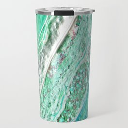 Green Crystal Ⅲ Travel Mug