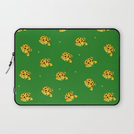 Yellow boxfish Laptop Sleeve