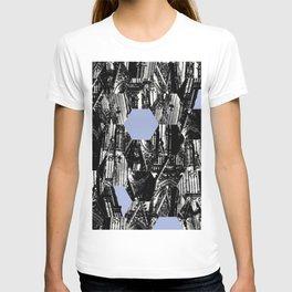 Koln Church Abstract T-shirt