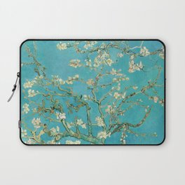 Almond Blossom by Vincent van Gogh, 1890 Laptop Sleeve