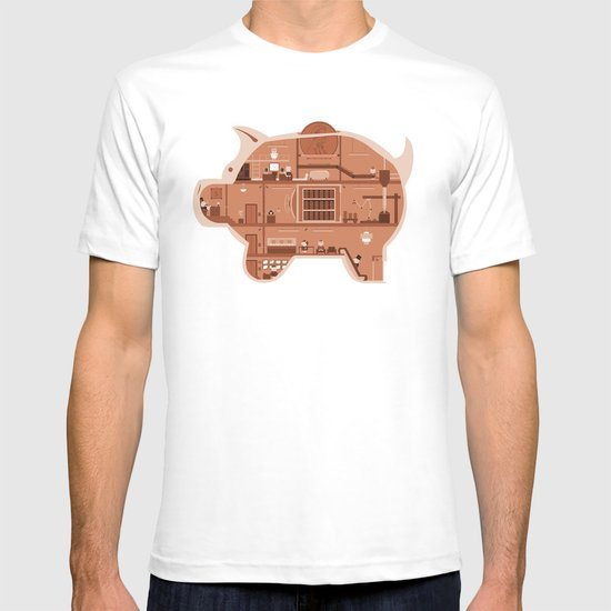 Piggy Bank T-shirt