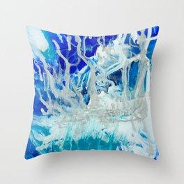 Tuktu Arctic Spirit Throw Pillow