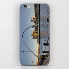 Gateshead Millennium Bridge iPhone & iPod Skin