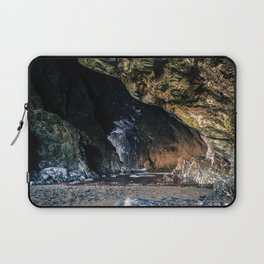 Under Tintagel Castle Laptop Sleeve