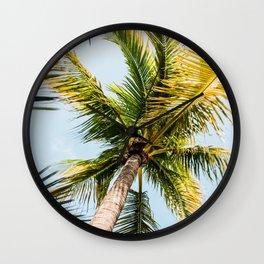 Key West Wall Clock