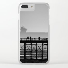 cargo couple Clear iPhone Case