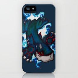 Kyogre (v1)  iPhone Case