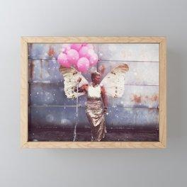 Confident Framed Mini Art Print