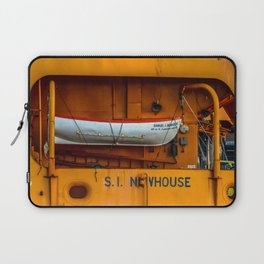 The Ferry Boat Newhouse Laptop Sleeve