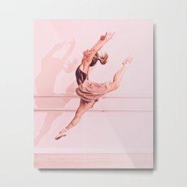 Bailarina #2 Metal Print