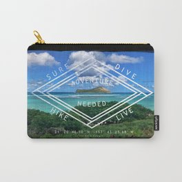 Adventure Needed Carry-All Pouch