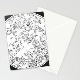 Zodiac Square 1 Stationery Cards