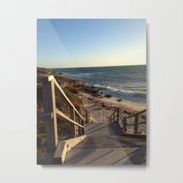 Cove Beach Metal Print