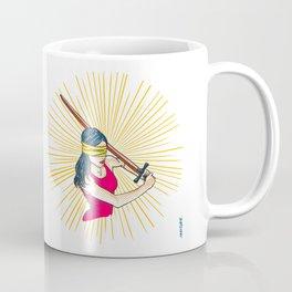 Badass Justice Coffee Mug