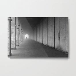 To Mist Metal Print