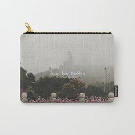 Hong Kong Tian Tan Buddha Carry-All Pouch
