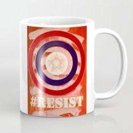 #Resist Coffee Mug