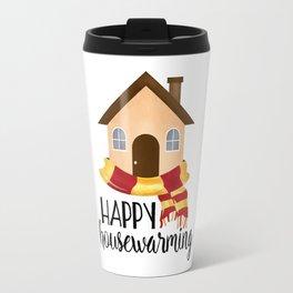 Happy Housewarming Travel Mug