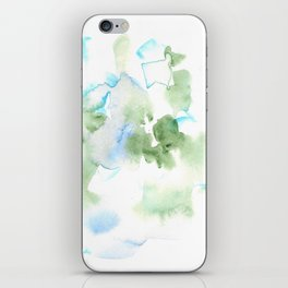 180515 Watercolour Abstract  Wp 17  Watercolor Brush Strokes iPhone Skin
