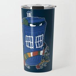 Doctor The Grouch Travel Mug