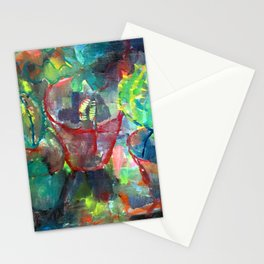 Paul Klee Cacti Stationery Cards
