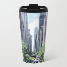 New York Street Travel Mug