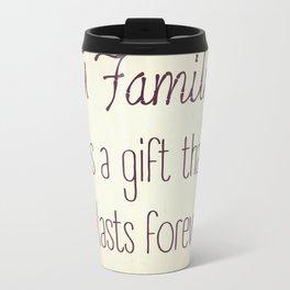 The Gift of Family Travel Mug