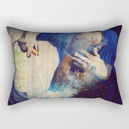 Welding Rectangular Pillow