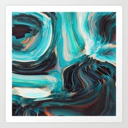 Tazio Art Print