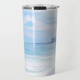321. Sea Panorama, Tel Aviv, Israel Travel Mug
