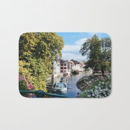 Strasbourg River View Bath Mat
