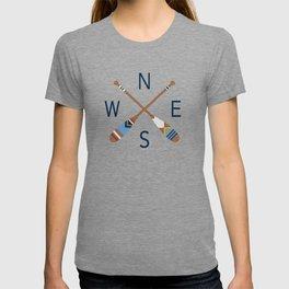 Oar Compass T-shirt