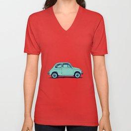 Fiat 500 Unisex V-Neck