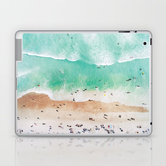Beach Mood Laptop & iPad Skin