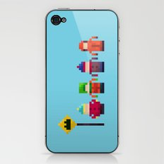 Bus Stop iPhone & iPod Skin