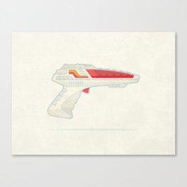 Star Blaster Canvas Print