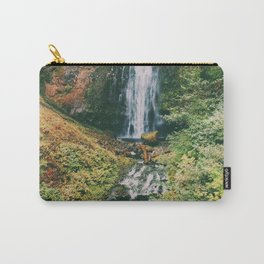 Multnomah Falls II, Portland, OR Carry-All Pouch